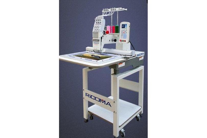 Ricoma RCM-0601PT Одноголовочна вишивальна машина