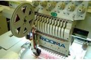 Ricoma RCM-0601PT Одноголовочная вышивальная машина