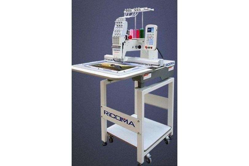 Ricoma RCM-1201PT Одноголовочная вышивальная машина