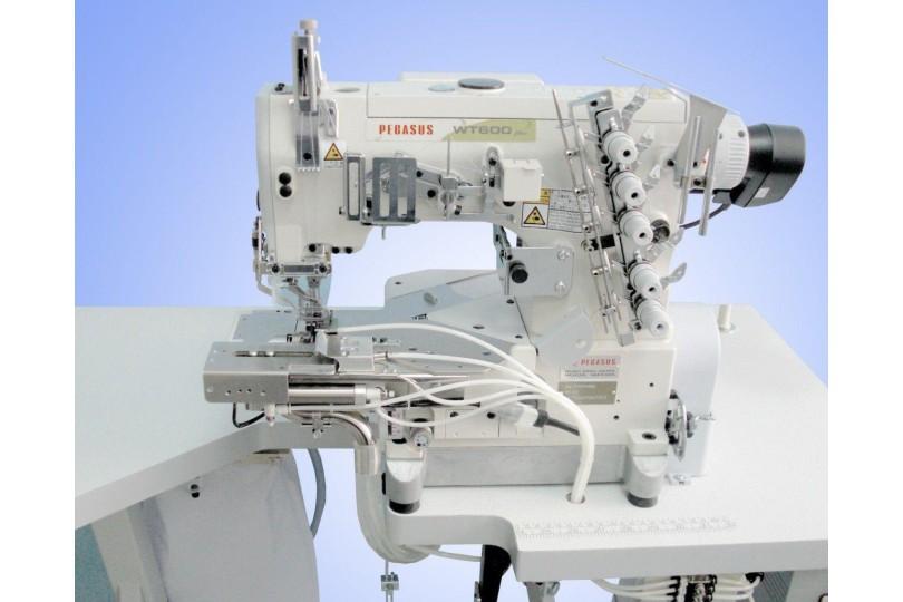 Рабочее место для подгибки низа трикотажных изделий Pegasus WT664P-35BCx356FT540UT109PT/PL/LC/TW30