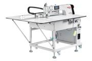 Автоматическая промышленная 1-игольная машина челночного стежка Baoyu NEX-6-4580 для шитья по контуру с рабочем полем 800x450 мм