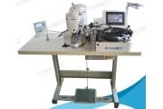 Rambo RM-101 Автоматическая пуговичная машина с роботом для подачи пуговиц