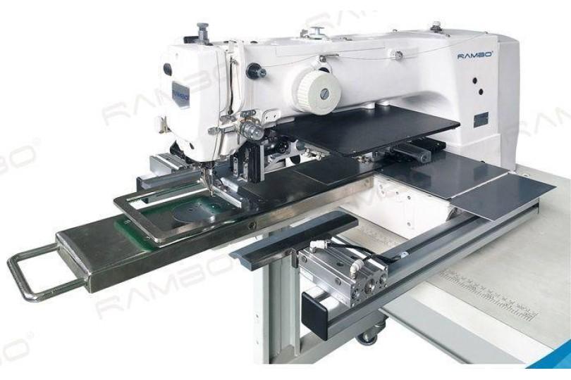 Rambo RM-1010LA Комп'ютерна швидкісна машина для пришивання по контуру зі збільшеним вильотом рукава 100×100 мм