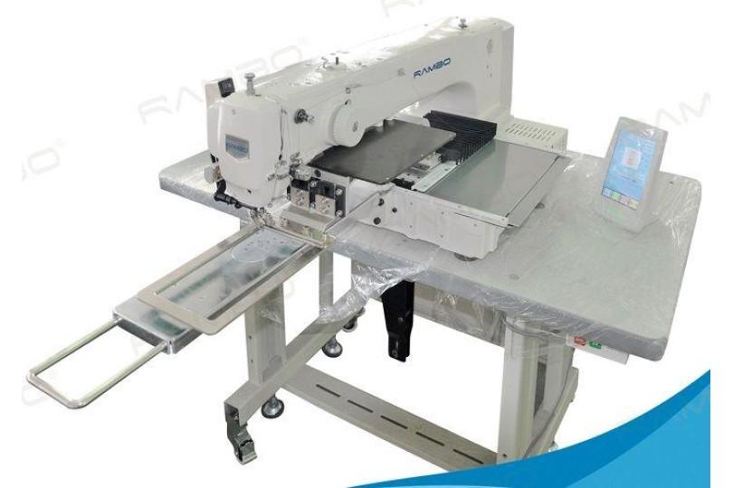Rambo RM-1020LA Компьютерная скоростная машина для пришивания по контуру с увеличенным вылетом рукава 100×200 мм
