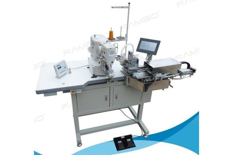Rambo RM-1040 Закрепочный автомат с электронным управлением для пришивания шлевок