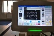 Промышленный швейный автомат для пришивания по контуру Rambo RM-12080 с увеличенной рабочей зоной 1200×800 мм