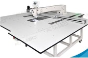 Rambo RM-12090 Компьютерная швейная машина для пришивания по контуру с увеличенной рабочей зоной 1200×900 мм