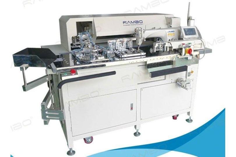 Rambo RM-310C Автоматична машина для пришивання накладних кишень