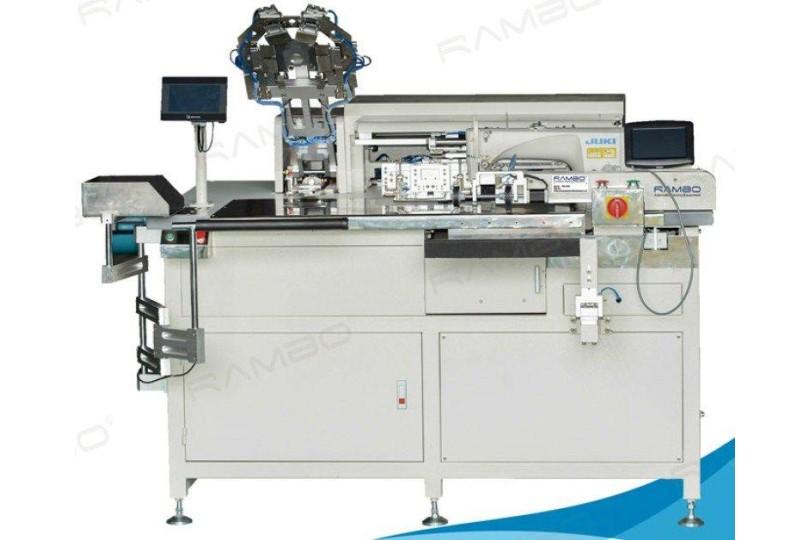 Rambo RM-320S Автоматична машина для пришивання накладних кишень