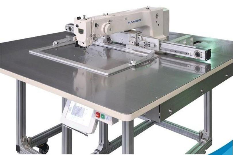 Rambo RM-6040 Комп'ютерна високошвидкісна машина для пришивання по контуру 600×400 мм