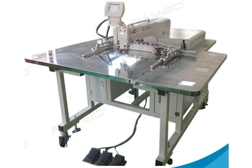 Rambo RM-6040NTS Компьютерная высокоскоростная машина для пришивания по контуру 600×400 мм