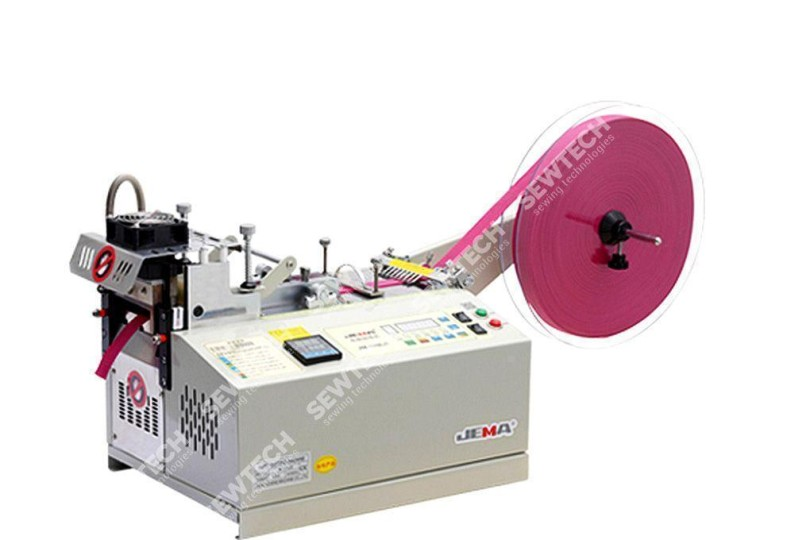 Jema JM-110LR New Автоматическая машина для нарезки (эконом версия) 95мм, 300℃ (холодный и горячий нож)