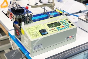 Jema JM-120LR Автоматическая машина для нарезки 95мм, 300°C (холодный и горячий нож)