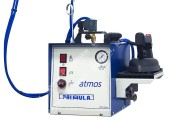 Промисловий міні-парогенератор Primula ATMOS на 5л з праскою в комплекті