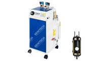Автоматичний промисловий парогенератор Primuila VAPORMAT з електронним управлінням на 2 праски 6kW, 400V