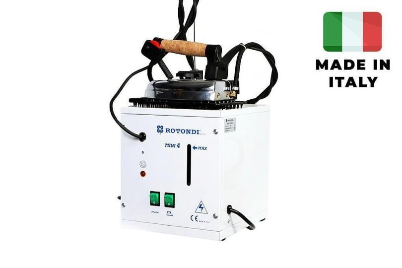 Промышленный парогенератор Rotondi Mini 4 с бойлером на 4,5 литра