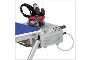 Silter SM/PSA 2135 А Прасувальна дошка з нагріванням, вакуумним відсмоктуванням, парогенератором на 3.5 літра і праскою