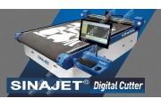 Sinajet DG2516 Машина для цифровой резки лекал и шаблонов