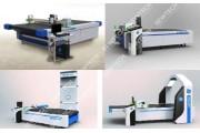 Sinajet DG2518 Машина для цифровой резки лекал и шаблонов