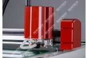 Sinajet FT1209 Машина для різання шаблонів, лекал з вакуумною фіксацією матеріалу