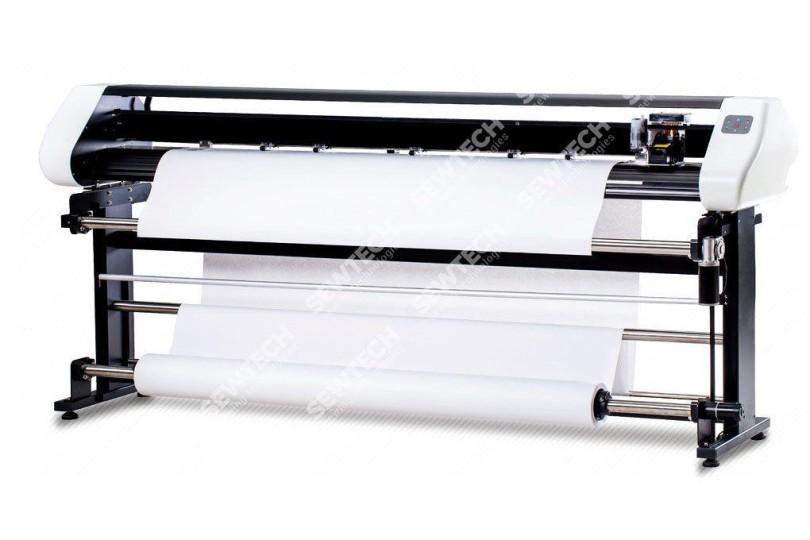 Sinajet Popjet 1611С Плоттер для печати лекал на бумагу с системой непрерывной подачи чернил