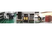 Sinajet FG1512 Режущий плоттер с вакуумной фиксацией материала