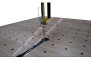 Rexel R1000 Стрічкова розкрійна машина з повітряною подушкою