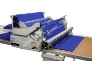 Автоматична універсальна настильна машина Serkon MN1 MINI MASTER для різного виду тканин