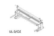 Rexel UL-3 Ручной настилочный комплекс 7.2×1.83 м