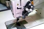 Juki LH-3568A 2-игольная швейная машина с отключаемыми игловодителями
