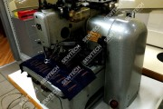 Durkopp Adler 558 Глазковая петельная машина