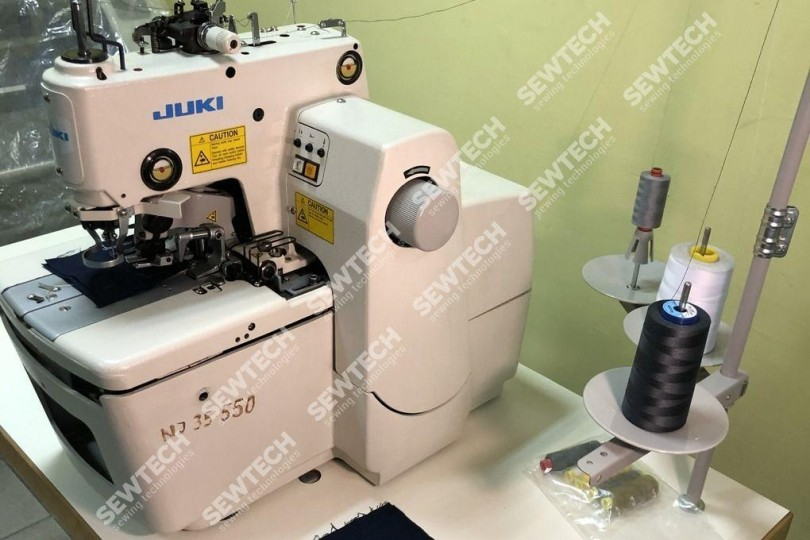Juki MEB-2688 Глазковая петельная машина