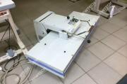 Б/у ручной пресс для дублирования Comel PLT-1250 с подставкой в хорошем состоянии