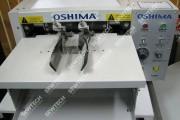 Oshima OP-301 Дублирующий пресс для заутюживания карманов и формирования шлица рукава