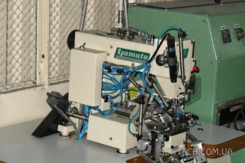 Yamato NB3100-22T Пуговичный автомат