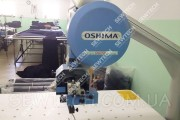 Oshima OB-700A Стрічкова розкрійна машина