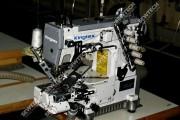 Kingtex CTL 6511-0-64M/UCP1/CV-007 Распошивальная машина для подгибки низа
