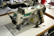 Разпошивальна машина Yamato VF2500-156A-PA/UT-A4/ST-A з пневматикою б/в