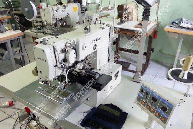 Brother BAS-326А Автомат для шиття по контуру