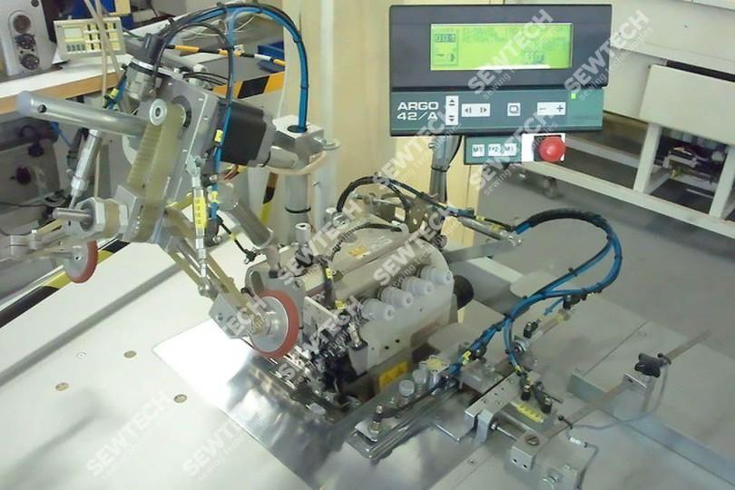 Durkopp Adler 1281-4 Автомат для стачивания срезов брюк