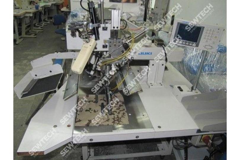 Juki APW-297 Швейный автомат для пошива прорезных карманов