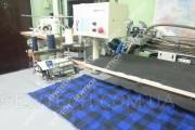 Juki ASN-2000 Автомат для обметывания длинных швов