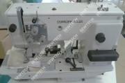 1-голкова спеціальна швейна машина Durkopp Adler 767-AE-73 для окантовки ковдр та покривал