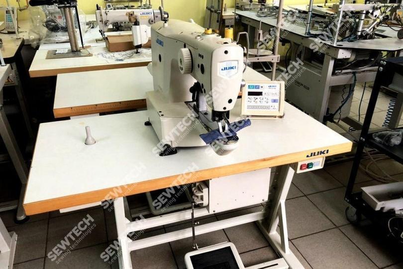 Juki LK-1900A-FS Закріплювальна машина з комп'ютерним управлінням