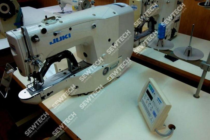 Juki LK-1900A-SS Закрепочный швейный автомат