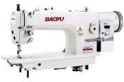 Промышленная швейная машина Baoyu BML-202D с встроенным энергосберегающим сервомотором и увеличенным челноком для сверхтяжелых тканей