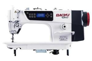 Baoyu GT-282-D4 Промышленная швейная машина для легких и средних тканей