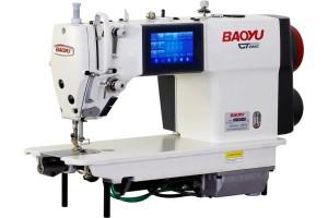 Baoyu GT-288C-D4 Промышленная швейная машина для легких и средних тканей