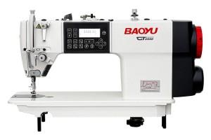 Baoyu GT-288EH-D4 Промышленная швейная машина для средних и тяжелых тканей