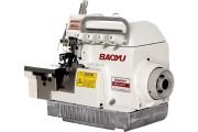 Baoyu BML-6800D-5 пятиниточный промисловий високошвидкісний оверлок з вбудованим економічним сервомотором і LED-підсвічуванням